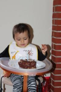 Diya turns 1